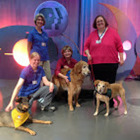 """DOC Helps Out at WPT's """"Shelter Me"""" Pledge Drive with Patricia McConnell"""