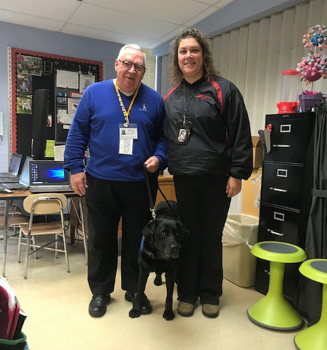 Therapy Dogs in School – Testing A Hypothesis